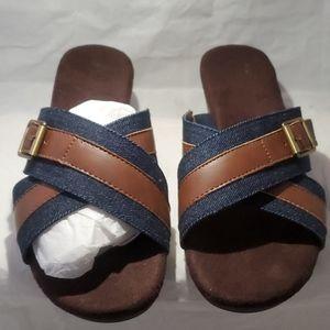 Aerosoles women sandals flip flop